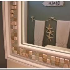 backsplash ideas for bathrooms bathroom mirror and backsplash idea for the home pinterest