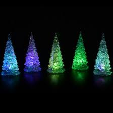 Wholesale Led Christmas Decorations by Discount Crystal Christmas Ornaments Led Light 2017 Crystal