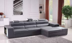 White Leather Recliner Sofa Sofa Furniture Grey Sectional Sofa With Chaise Ideas Sofa Ideas