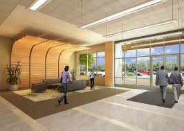 office lobby interior meyer design inc m pinterest lobby