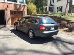 2004 audi a4 wagon for sale 2004 audi s4 avant low mile manual wagon 19900