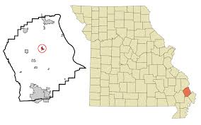 Columbia Missouri Map Benton Missouri Wikipedia