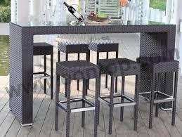 Rattan Bar Table Rattan Bar Sets Eontop China Patio Outdoor Rattan Garden Wicker