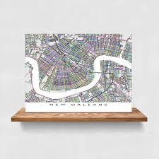 New Orleans Louisiana Map by File1855 Colton Plan Or Map Of New Orleans Louisiana And New