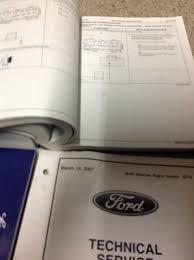 2002 ford mustang gt cobra mach service shop repair manual set