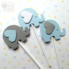 Elephant Decorations Stunning Baby Elephant Decorations For Baby Shower 13 For