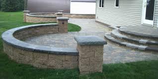 Patio Designs Using Pavers Small Paver Patio Designs Landscaping With Pavers Reputable