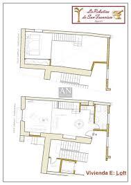 Plan De Loft Luxury Studio Flat For Sale In Centro Historico Vélez Málaga