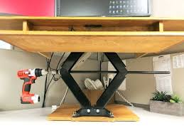 Adjustable Desk Shelf Desk Diy Adjustable Standing Desk Diy Adjustable Standing Desk