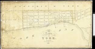 Map Of Toronto And New York by Biography U2013 Chewett James Grant U2013 Volume Ix 1861 1870