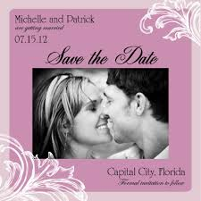 Save The Date Wedding Invitations How Far In Advance Should You Send Out The Wedding Invitations