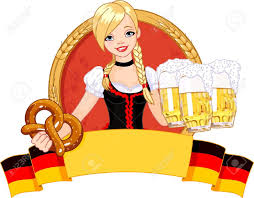 funny beer cartoon cartoon german beer clipartpig