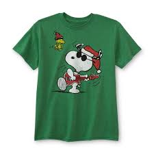 peanuts christmas t shirt peanuts by schulz snoopy christmas boy s graphic t shirt