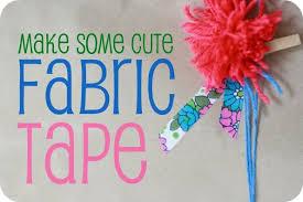 Handmade Fabric Crafts - how to handmade fabric deco my poppet makes