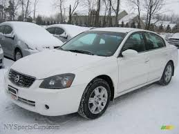 nissan altima 2005 pictures 2005 nissan altima 2 5 s in satin white pearl 929213
