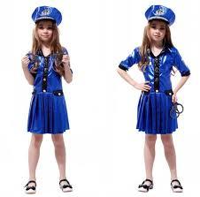 Police Halloween Costume Kids Popular Police Halloween Costumes Buy Cheap Police