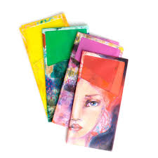 Pocket Pages Davenport Mixed Media Butterfly Effect Pocket Pages