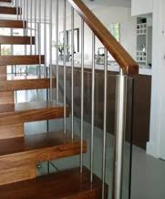 Banister And Spindles Balusters In Timber U0026 Stainless Steel Wrought Iron Balustrades