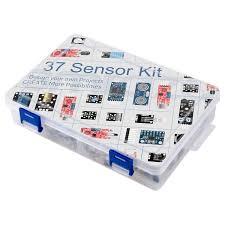 smraza sensor modules kit with detailed tutorial for arduino uno
