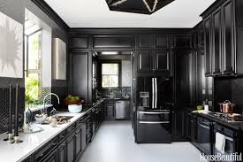 Black Kitchen Cabinets Kitchen Black Kitchen Cabinets Fresh White And Black Kitchen