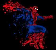 spiderman painting roland harrison deviantart