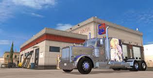 new peterbilt trucks new game manga truck paint for peterbilt skin american truck