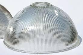 Industrial Pendant Lighting Australia Ribbed Glass Industrial Pendant Light Shades Matched Pair Large