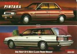 nissan vanette c22 modification all sizes nissan pintara 1986 flickr photo sharing 80s