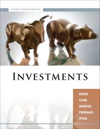 investments u003ecanadian edition u003c zvi bodie 9780070071704 amazon