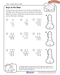 4th grade fun math worksheets worksheets