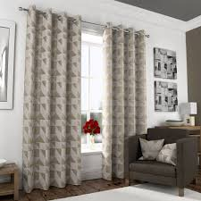 Terracotta Curtains Ready Made by Mexico Latte Ready Made Eyelet Curtains Harry Corry Limited