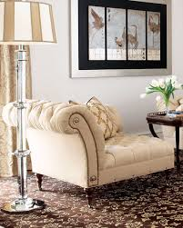 Chaise Masculine Or Feminine Trend Alert Feminine Nailhead Furniture Popsugar Home