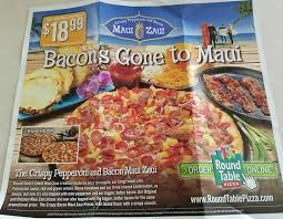round table pizza roseburg oregon check your mailbox for monthly specials picture of round table