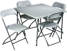 costco fold up table folding table with chairs inside charming folding table with chairs