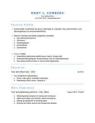 Job Description Of A Phlebotomist On Resume by Download 10 Professional Phlebotomy Resumes Templates Free