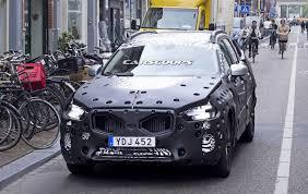 2018 volvo xc60 caught on shots automotorblog