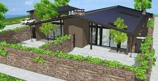 cliff may house modern houses plans cliff may inspired plan modern 3 bedroom house