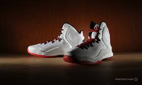 d roses adidas d 5 white black redfootaction club
