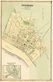 Liverpool Ny Map 8420 Jpg