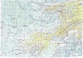 Kabul Map Download Topographic Map In Area Of Rawalpindi Kabul Dushanbe