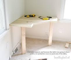 Diy Vanity Table Breathtaking Small Corner Vanity Table 92 In Home Designing