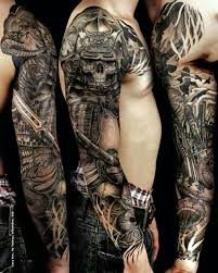 collection of 25 sleeve tattoo