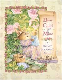 susan wheeler cards dear child of mine a s memory book pond hill susan