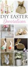 8 diy easter decorations weekend features fun crafts spring