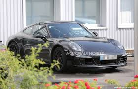 camo porsche 911 2016 porsche 911 carrera gets shot down automotorblog
