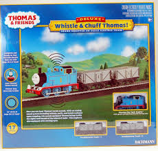 bachmann ho scale set analog sound equipped whistle chuff