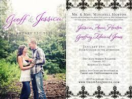 sided wedding programs geoff wedding invitations programs portfolio jon