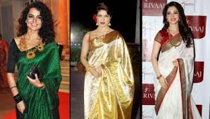 Mumtaz Style Saree Draping 7 Different Ways To Wear A Saree With Tutorials For Trendy