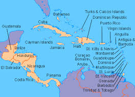 south america map aruba world stadiums stadiums in central america