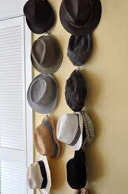 Hanging Pictures On Wall by Organizing Hats 10 Easy Tips U0026 Tricks